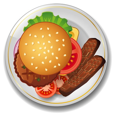 Hamburger & Kebab