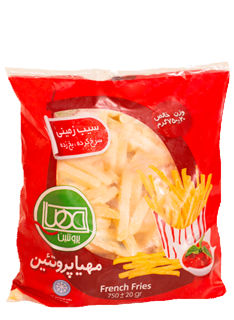 French Fries - 750 g