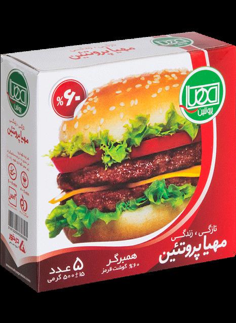 Hamburger 60%